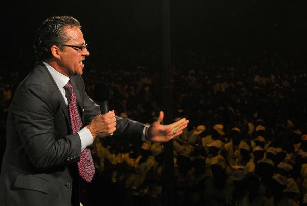 dana preaching