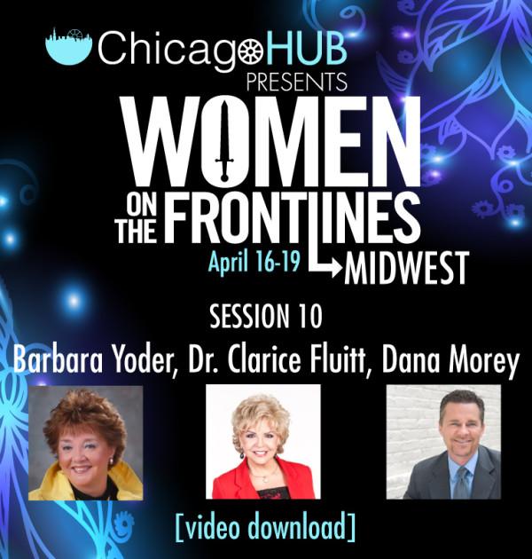 Chicago-HUB-Woment-On-The-FrontLines-Barbara-Yoder-Clarice-Fluitt-Dana-Morey-Video