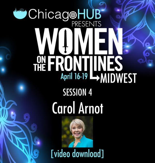 Chicago-HUB-Woment-On-The-FrontLines-Carol-Arnot-Video