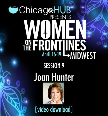 Chicago-HUB-Woment-On-The-FrontLines-Joan-Hunter-Video